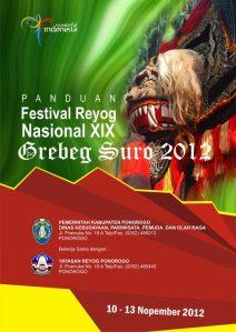Panduan Lengkap Festival Reyog Nasional XIX 2012