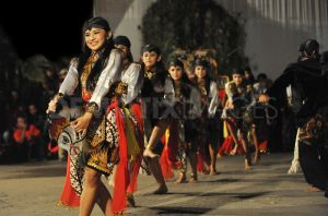 Peserta Festival Reyog Nasional 2013